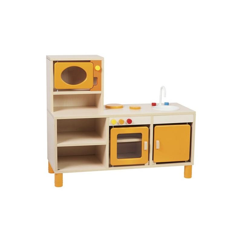 NATHAN Mueble combinado de cocina clorofile