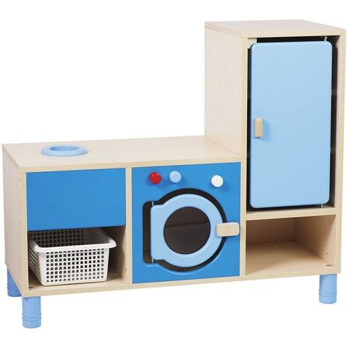NATHAN Mueble combinado de lavandería clorofile