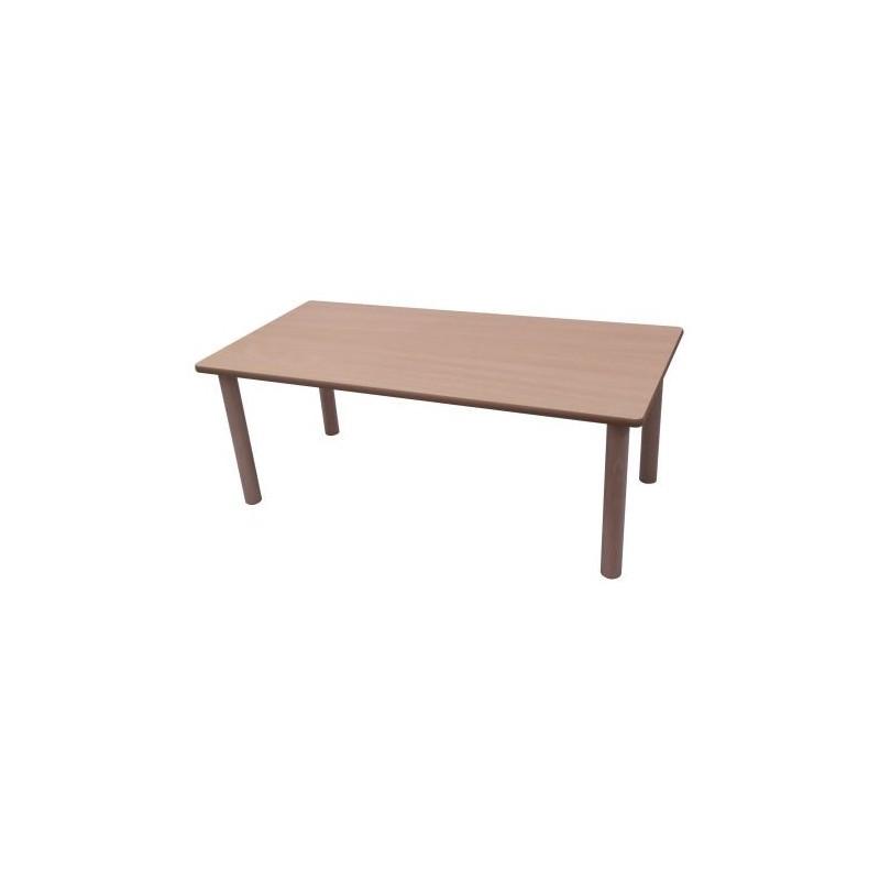 Mesa rectangular 120x80 madera