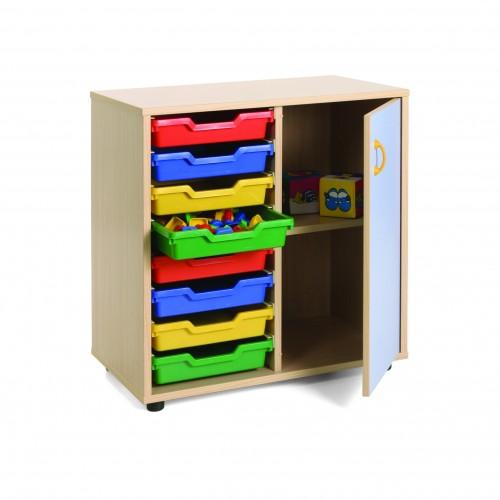 Mueble bajo cubetero armario 700