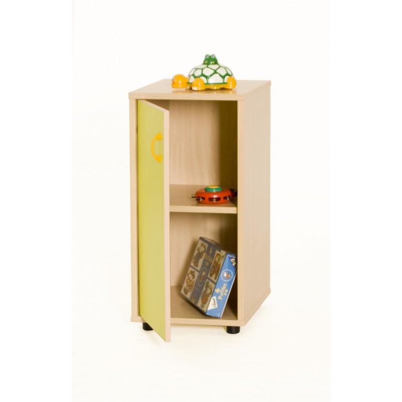 Mueble bajo armario 2 estantes 360