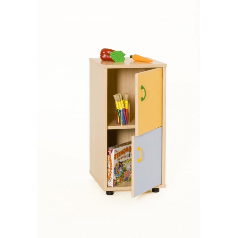 Mueble bajo armario 2 puertas 360