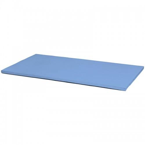 Colchoneta - 180 cm Azul claro Nathan