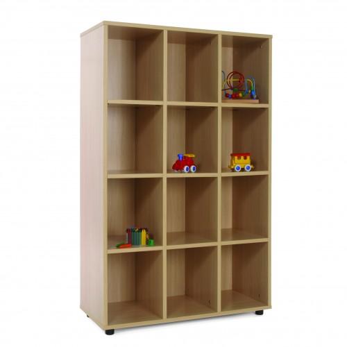 Mueble medio 12 casillas