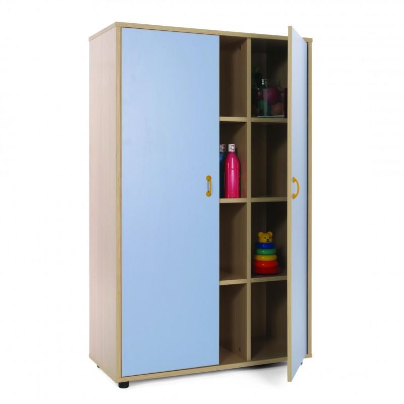 Mueble medio armario 12 casillas