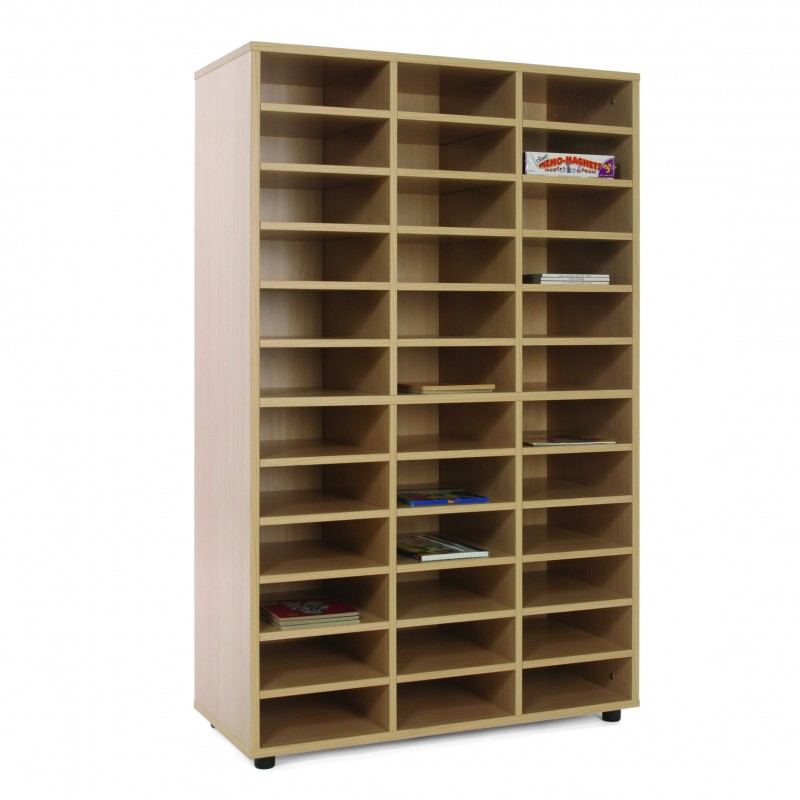 Mueble medio 36 casillas