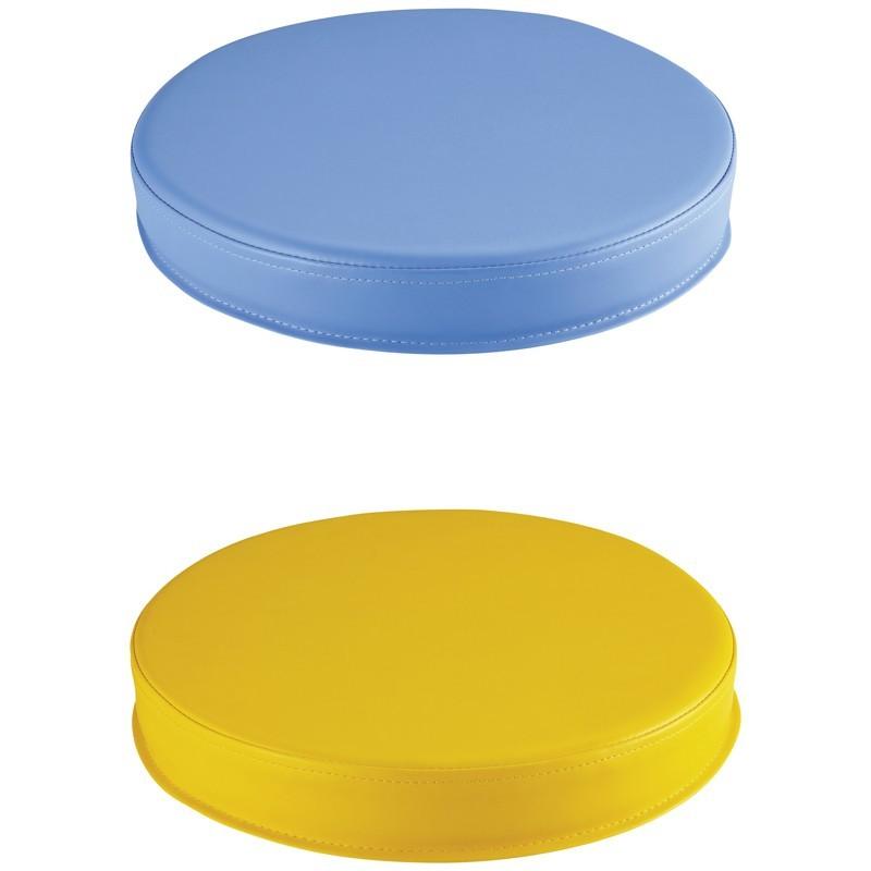 Discos para suelo azul y amarillo Nathan