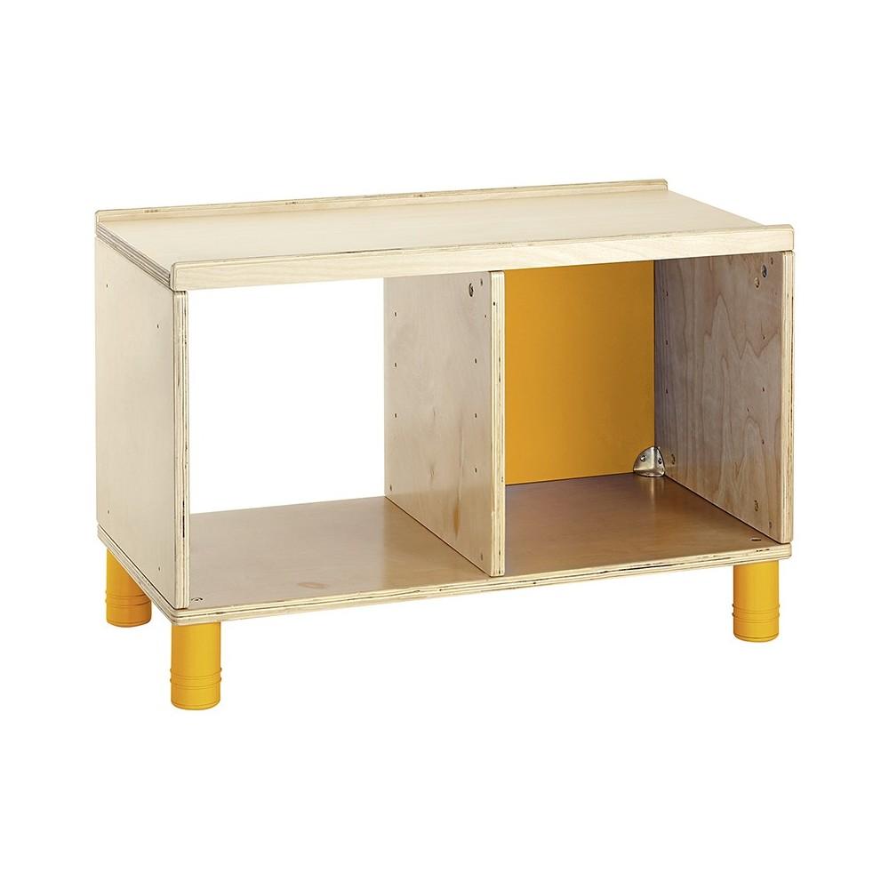 Comprar mueble bajo con 2 huecos nathan muebles - Muebles zapateros bajos ...