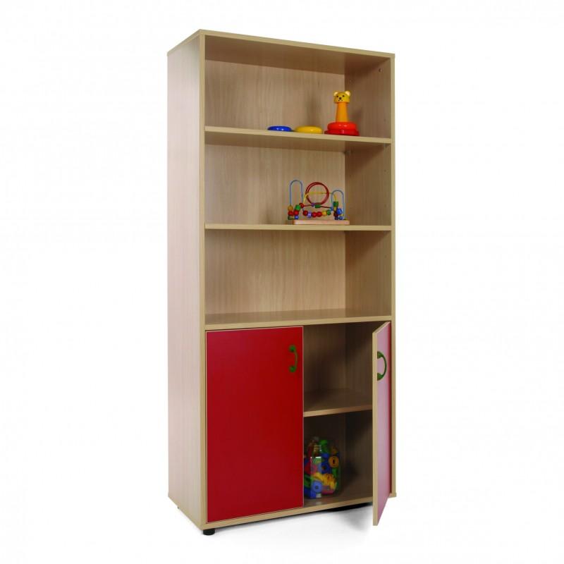 comprar Mueble alto armario y estantería TIRADOR