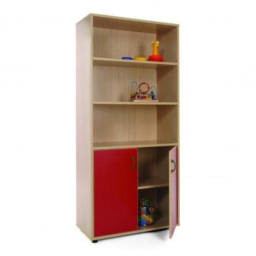 Mueble alto armario y estantería TIRADOR PQÑO