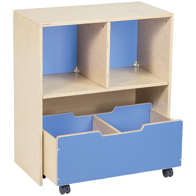 Mueble con ruedas cheap mueble frutero porta microondas con ruedas cajon y estantes with mueble - Muebles con ruedas ikea ...