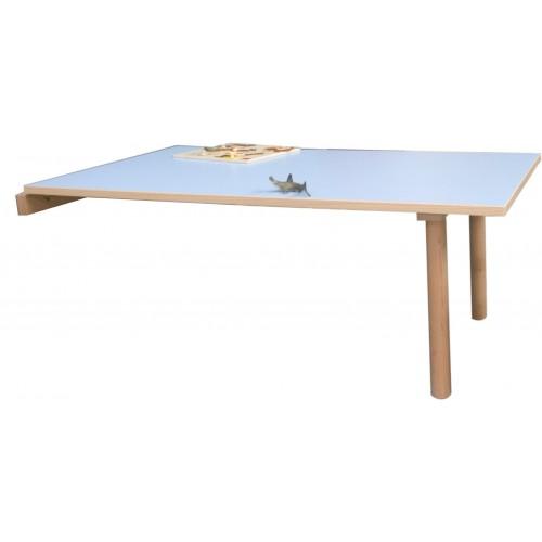 Mesa abatible madera