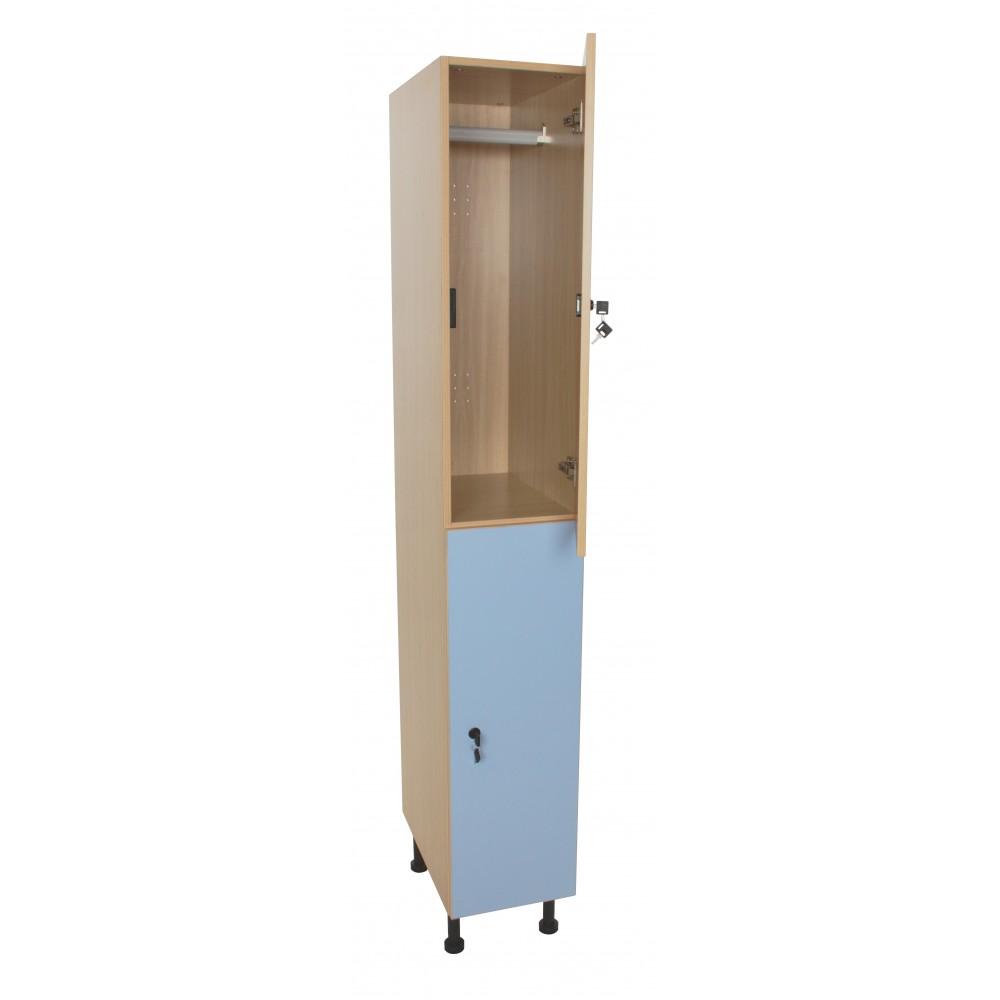 Comprar mueble taquilla 2 puertas ancho 30 cm for Mueble 45 cm ancho