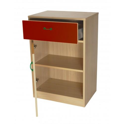 Mueble Vajillero (fondo 60 cm) TIRADOR PQÑO