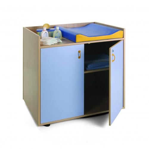 Mueble cambiador estandar sin cojín incluido