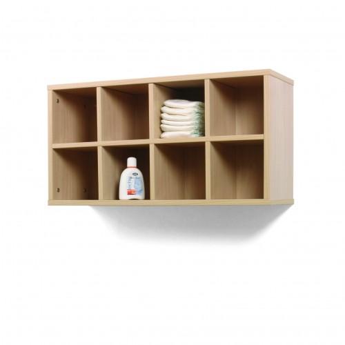 Mueble casillero 8 casillas 80-42