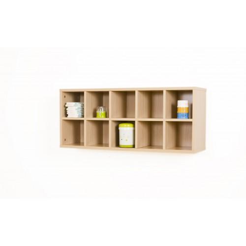 Mueble casillero 10 casillas 100-42