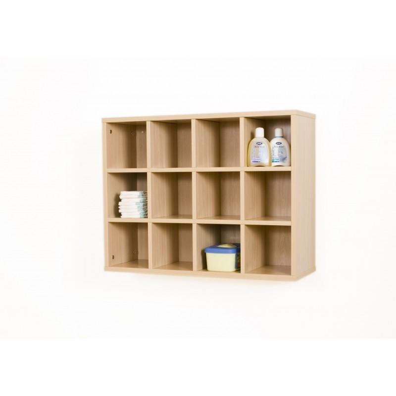 Mueble casillero 12 casillas 80-62