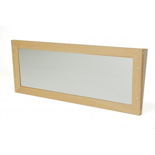Espejo inclinado