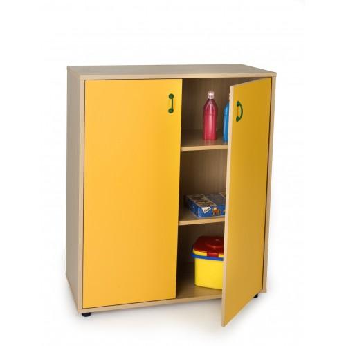 Mueble intermedio armario 3 estantes