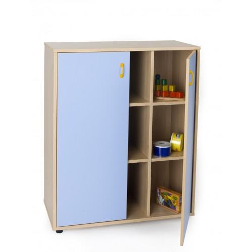 Mueble intermedio armario 9 casillas