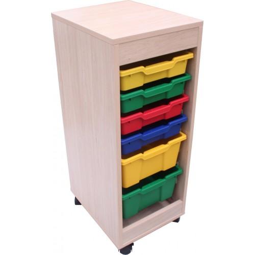 Cubetero doble acceso 1 columna