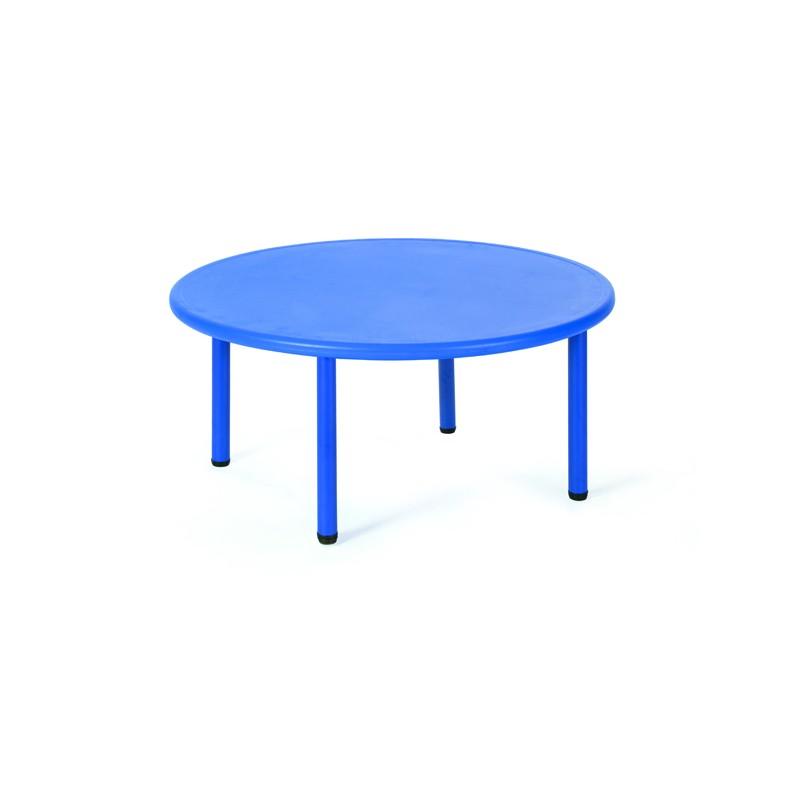 Mesa elite circular plastica