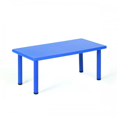 Mesa elite rectangular plastica