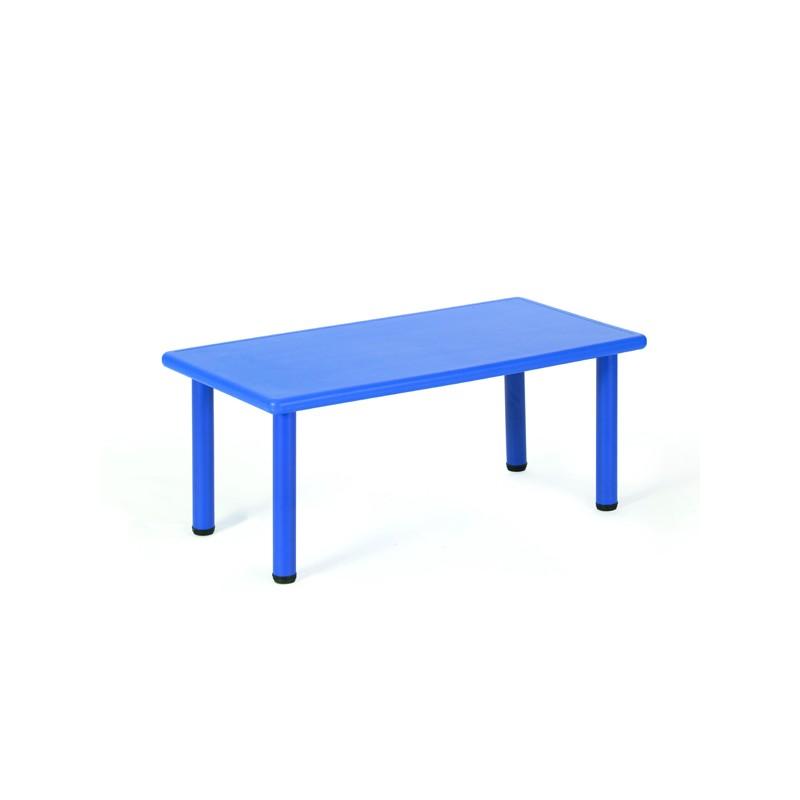 Mesa elite rectangular plastica