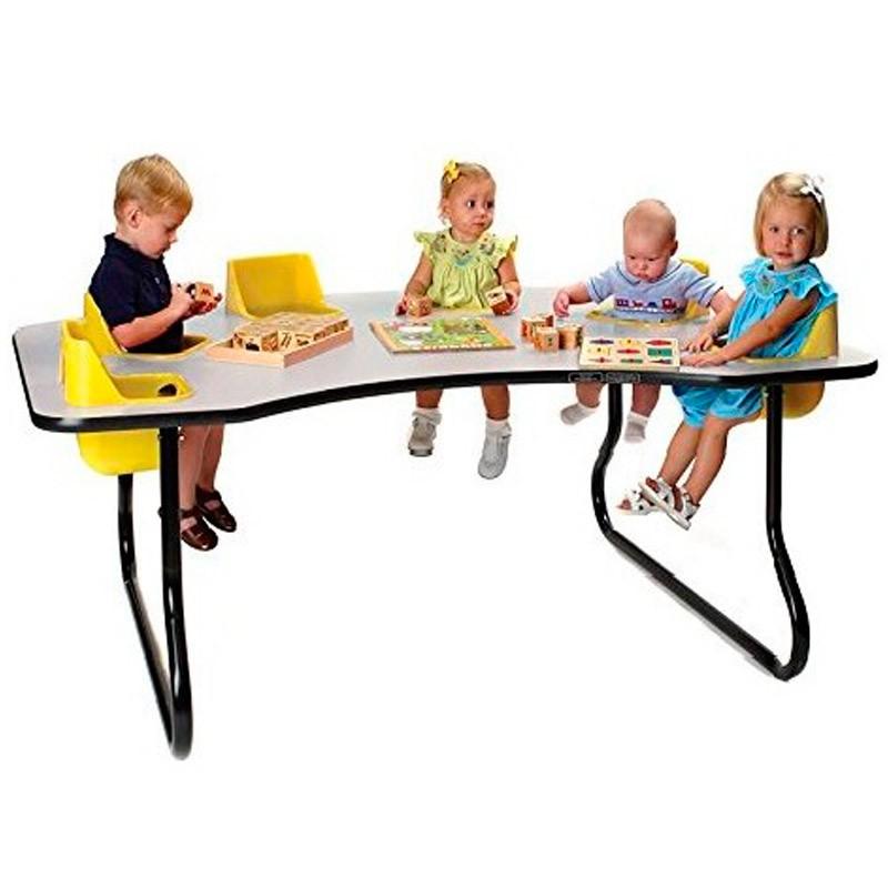 Mesa grupal 6 asientos