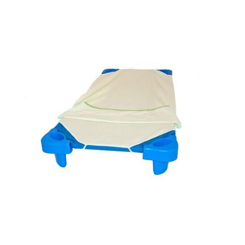 Sabana saco standar para camas apilables
