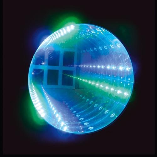 Tunel infinito, Paneles interactivos,sala multisensorial