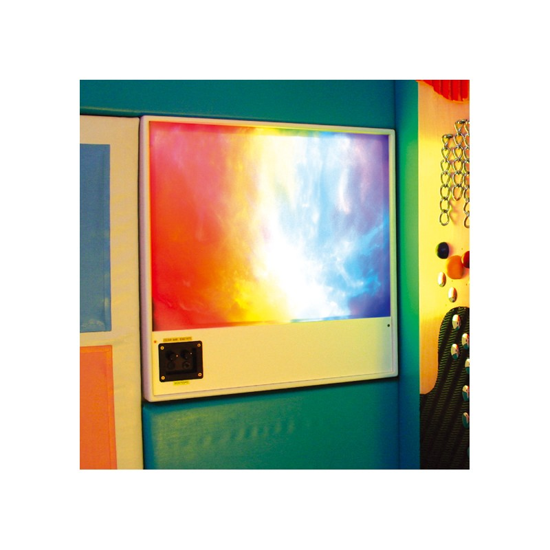 Panel luz y sonido, Paneles interactivos,sala multisensorial