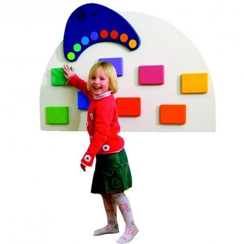 Paletto, Paneles interactivos,sala multisensorial