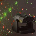Foco espectaculo laser