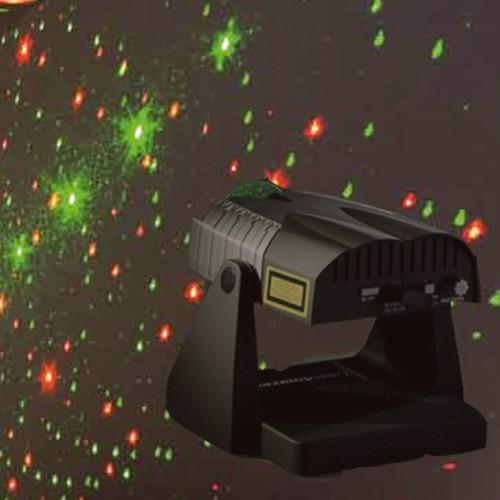 Foco espectaculo laser, Estimulación visual y luces,sala