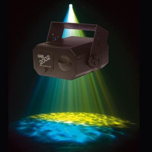 Foco H2O, Estimulación visual y luces,sala multisensorial