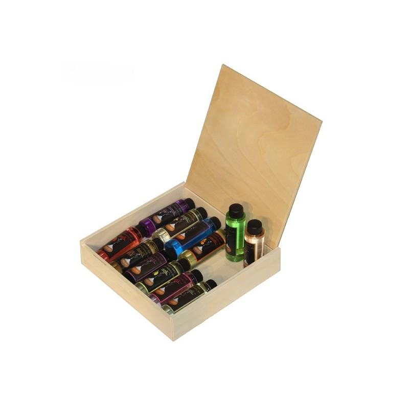 Kit de aromaterapia 12 esencias, Estimulación olfativa,sala