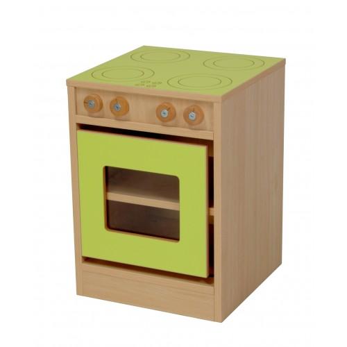 Cocinita módulo horno y placa