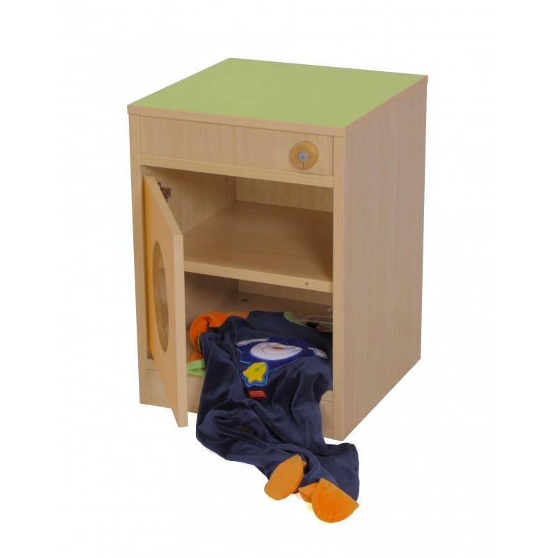 Cocinita módulo lavadora