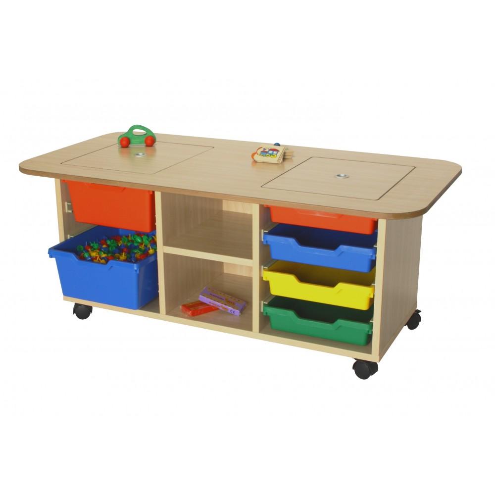 comprar mesa multiactividades altura 50 cm 1. Black Bedroom Furniture Sets. Home Design Ideas