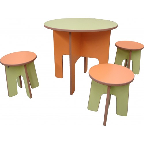 Mesa + taburete
