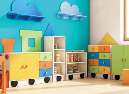 Mobiliario temático para guarderias y escuelas infantiles