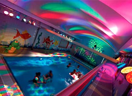 piscina multisensorial